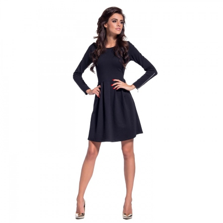lemoniade trendiges kleid mit frechen rei verschl ssen an den langen. Black Bedroom Furniture Sets. Home Design Ideas