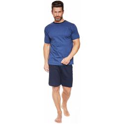 Herren Schorty Schlafanzug - Komfort...