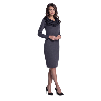 Lemoniade elegantes Kleid mit langen Ärmeln,...