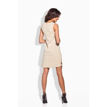 Lemoniade stylisches Sommerkleid mit breiten Trägern und Cut-outs an den Seiten Made in EU