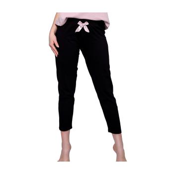 S& SENSIS Paris Damen Capri-Schlafanzug Kurzarm