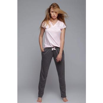 S& SENSIS Joy Damen Schlafanzug Kurzarm