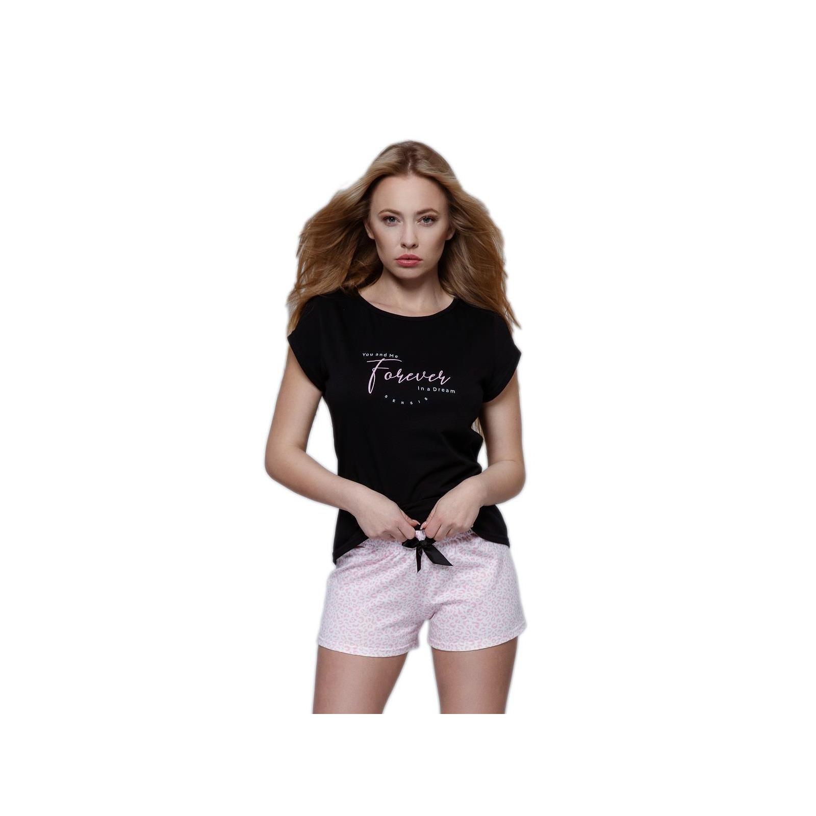 Nachtwäsche SetSENSISkurze Hose T-shirt Pyjama Damen Schlafanzug Shorts