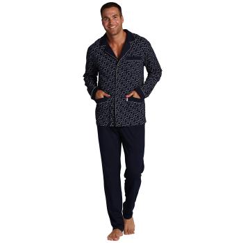 FOREX Lingerie 423 Herren - edler Pyjama Hausanzug aus...