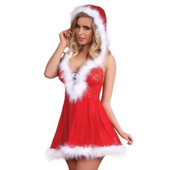 Livia Corsetti Snowflake Damen Weihnachts Dessous Set mit...