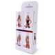 Obsessive Damen Straps-Strümpfe Shibu in hübscher Geschenkbox