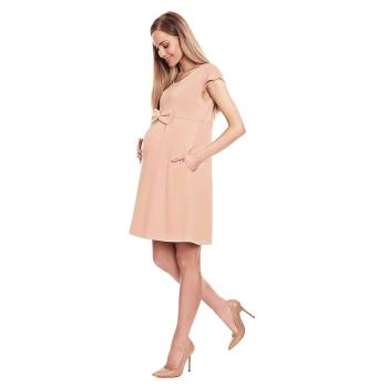 Selente Mummy Love 0129 Damen Umstandskleid mit kurzen Ärmeln
