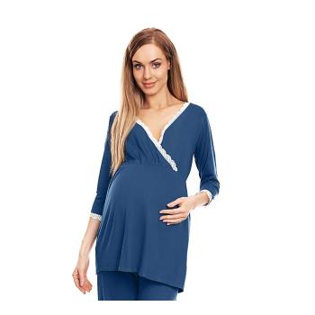 Selente Mummy Love 0136 Damen Umstands-/ Stillschlafanzug
