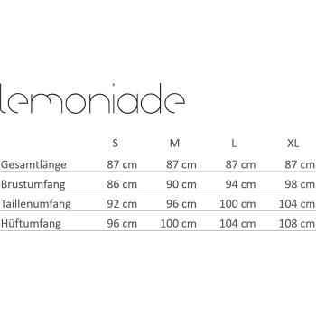 Lemoniade L266 Damen Übergangs-Kleid mit 3/4-Ärmel