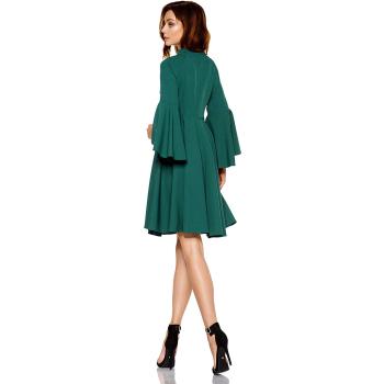 Lemoniade L277 Damen ausgestelltes Winter-Kleid Langarm