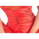 Me Seduce Xymena Damen  Wet-Look Club/Mini-Kleid (made in EU)