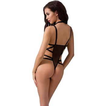 Passion Hagar Damen Dessous-Set aus Body &...