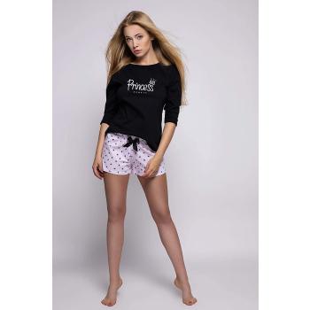 S& SENSIS Infante Damen Nachtwäsche-Set aus Shirt und Shorts