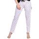 S& SENSIS Princes Damen  Baumwoll-Pyjama / Hausanzug
