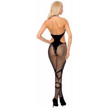 Livia Corsetti Bituinam Damen Ouvert-Bodystocking &...