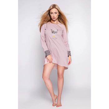 S& SENSIS Perro Baumwoll-Nachthemd Sleepshirt, made in EU