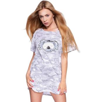S& SENSIS Ambrell Baumwoll-Nachthemd Sleepshirt, made in EU