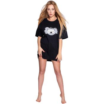 S& SENSIS Koala Baumwoll-Nachthemd Sleepshirt, made...