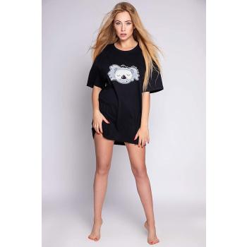 S& SENSIS Koala Baumwoll-Nachthemd Sleepshirt, made in EU