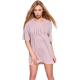 S& SENSIS Nessa Baumwoll-Nachthemd Sleepshirt, made in EU