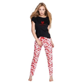 S& SENSIS edler Baumwoll-Pyjama/ Hausanzug Hug, made...