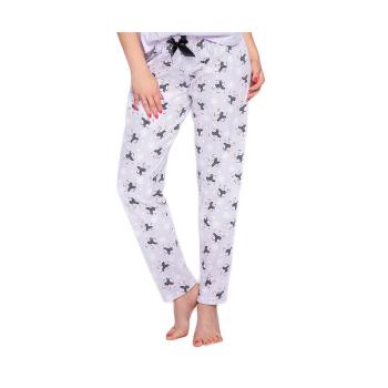 S& SENSIS Damen Baumwoll-Pyjama/ Hausanzug Ellie