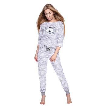 S& SENSIS Baumwoll-Pyjama Schlafanzug Hazsanzug...