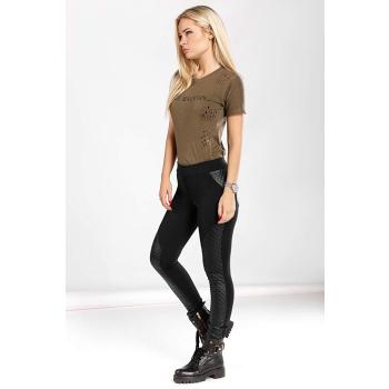 GEPUR 23706 Damen Leggings/Stretch Hose in trendigem Design