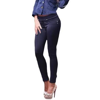 GEPUR 5870 Damen Leggings/Stretch Hose in trendigem Design