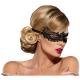 Obsessive A701 Damen sexy Augenmaske in Geschenkbox, Einheitsgröße, Schwarz
