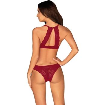 Obsessive Damen Unterwäsche-Set Ivetta mit...