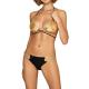 Obsessive Goldivia Damen Bikini in verführerischem Design