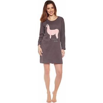 Moonline nightwear Baliza Damen Nachthemd, aus 100%...