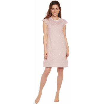 Moonline nightwear Marba Damen Nachthemd,mit weicher...