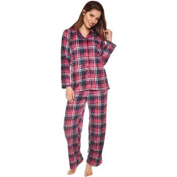 Moonline nightwear Messina 2-teiliger Damen Hausanzug aus...