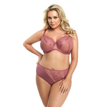 Gorsenia lingerie K584 Damen Spitzen-BH große Größen mit Wäschenetz