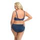 Gorsenia lingerie K630 Damen Soft-BH große Größen made in EU mit Wäschenetz