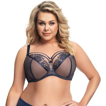Gorsenia lingerie K496 Damen BH große Größen mit Wäschenetz