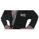 FOREX Lingerie kuscheliger und hochwertiger Velours-Bademantel Herren-Mantel mit tollen Verzierungen
