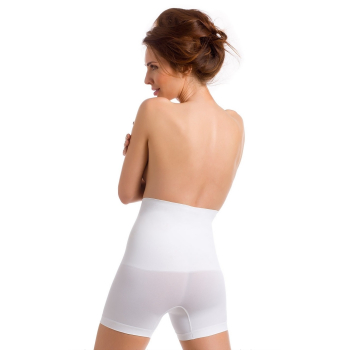 TESPOL figurformende hochtaillierte Damen-Shaping-Panty seamless mit Anti-Cellulite made in Italy