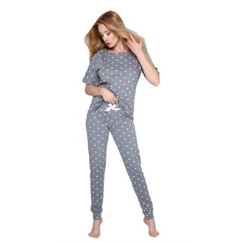 S& SENSIS Baumwoll-Pyjama Cristine (Made in EU)...