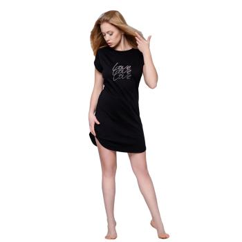S& SENSIS angesagtes Baumwoll-Nachthemd Sleepshirt Catalina (Made in EU)