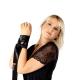 Obsessive Damen Body Ouvert Slevika mit exklusiver Satin-Augenbinde